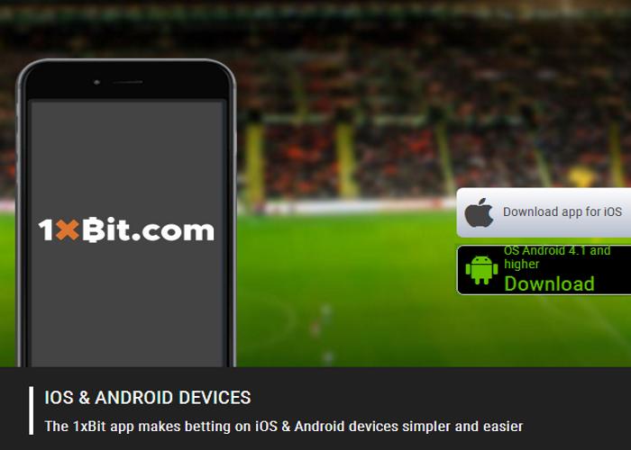 1xbit app mobile