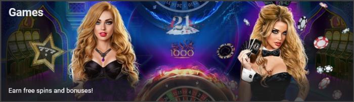 1xbit casino games